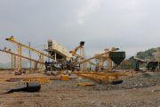 Pemasangan Stone Crusher di Cimahi - Jawa Barat