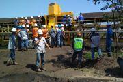 Mechanical sampler di Kalimantan Selatan